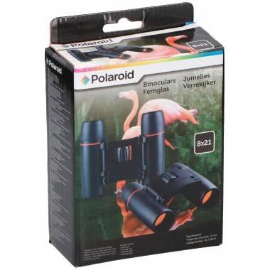 Lornetka kompaktowa gumowana POLAROID 8x21 z pokrowcem Polaroid - 12