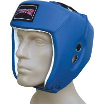 Kask bokserski FIGHTER PU meczowy FIGHTER - 3