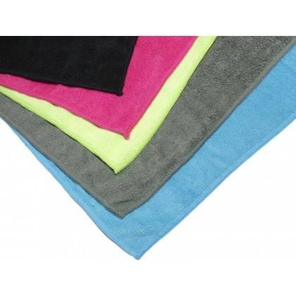 Ręcznik sportowy 80x40cm DUNLOP z pokrowcem mikrofibra  - 3