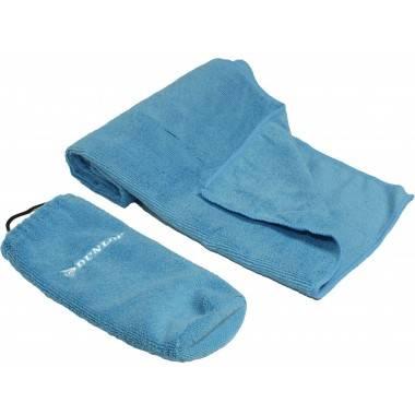 Ręcznik sportowy 80x40cm DUNLOP z pokrowcem mikrofibra  - 4