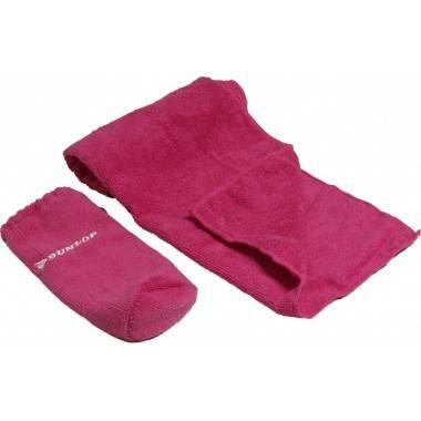 Ręcznik sportowy 80x40cm DUNLOP z pokrowcem mikrofibra  - 6