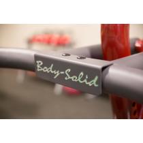 Atlas do ćwiczeń na wolne obciążenia Body-Solid GLGS100P4 czerwony,producent: Body-Solid, zdjecie photo: 13 | online shop klubfi