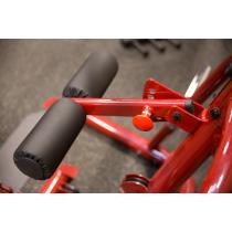 Atlas do ćwiczeń na wolne obciążenia Body-Solid GLGS100P4 czerwony Body-Solid - 13