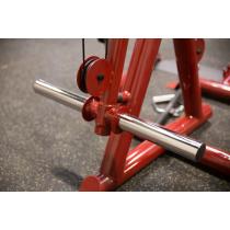 Atlas do ćwiczeń na wolne obciążenia Body-Solid GLGS100P4 czerwony,producent: Body-Solid, zdjecie photo: 15 | online shop klubfi