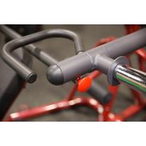 Atlas do ćwiczeń na wolne obciążenia Body-Solid GLGS100P4 czerwony,producent: Body-Solid, zdjecie photo: 17 | online shop klubfi