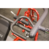 Atlas do ćwiczeń na wolne obciążenia Body-Solid GLGS100P4 czerwony Body-Solid - 17