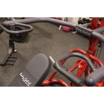 Atlas do ćwiczeń na wolne obciążenia Body-Solid GLGS100P4 czerwony Body-Solid - 19