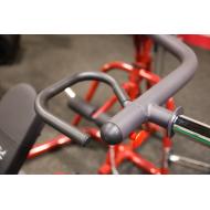 Atlas do ćwiczeń na wolne obciążenia Body-Solid GLGS100P4 czerwony Body-Solid - 20