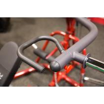 Atlas do ćwiczeń na wolne obciążenia Body-Solid GLGS100P4 czerwony,producent: Body-Solid, zdjecie photo: 21 | online shop klubfi