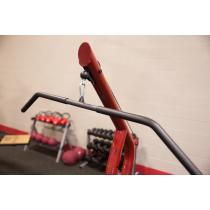 Atlas do ćwiczeń na wolne obciążenia Body-Solid GLGS100P4 czerwony Body-Solid - 21