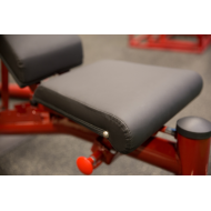 Atlas do ćwiczeń na wolne obciążenia Body-Solid GLGS100P4 czerwony Body-Solid - 26