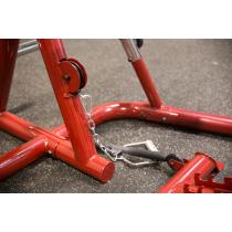 Atlas do ćwiczeń na wolne obciążenia Body-Solid GLGS100P4 czerwony,producent: Body-Solid, zdjecie photo: 29 | online shop klubfi
