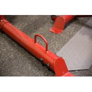 Atlas do ćwiczeń na wolne obciążenia Body-Solid GLGS100P4 czerwony Body-Solid - 29