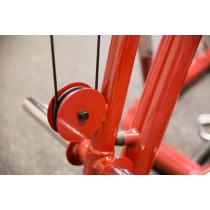 Atlas do ćwiczeń na wolne obciążenia Body-Solid GLGS100P4 czerwony,producent: Body-Solid, zdjecie photo: 33 | online shop klubfi
