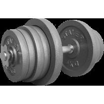 Hantla gwintowana STAYER SPORT 30kg Stayer Sport - 1 | klubfitness.pl