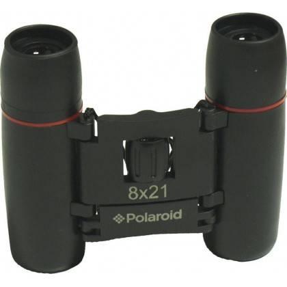 Lornetka kompaktowa gumowana POLAROID 8x21 z pokrowcem,producent: Polaroid, zdjecie photo: 10 | online shop klubfitness.pl | spr