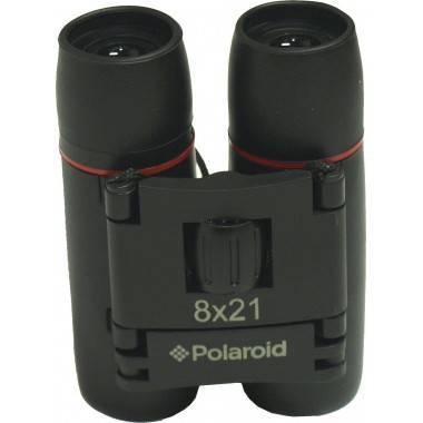 Lornetka kompaktowa gumowana POLAROID 8x21 z pokrowcem Polaroid - 11