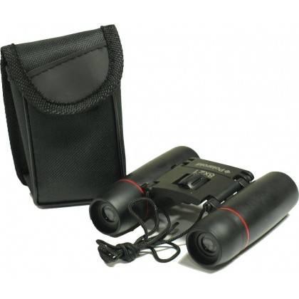 Lornetka kompaktowa gumowana POLAROID 8x21 z pokrowcem Polaroid - 3
