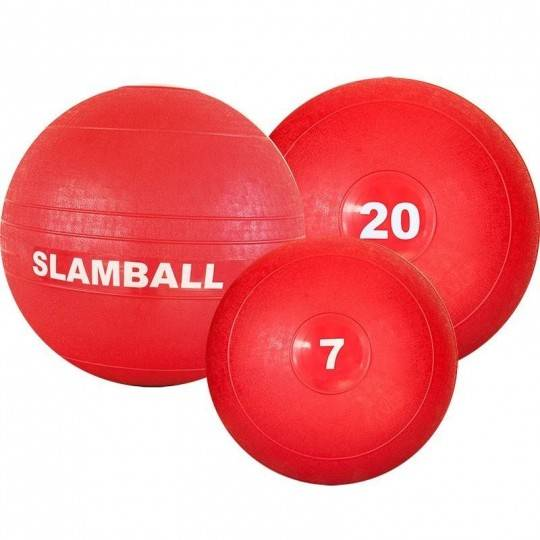 Piłka slam ball gumowa BARBARIAN LINE POWER CROSSFIT wagi od 4 kg do 20 kg,producent: BARBARIAN LINE, photo: 2