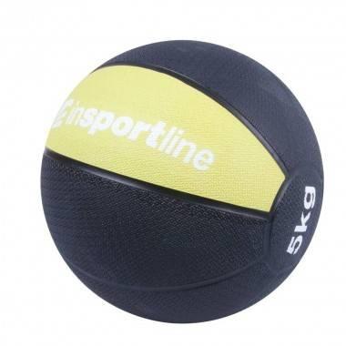 Piłka lekarska gumowa INSPORTLINE 5kg,producent: Insportline, zdjecie photo: 2 | online shop klubfitness.pl | sprzęt sportowy sp
