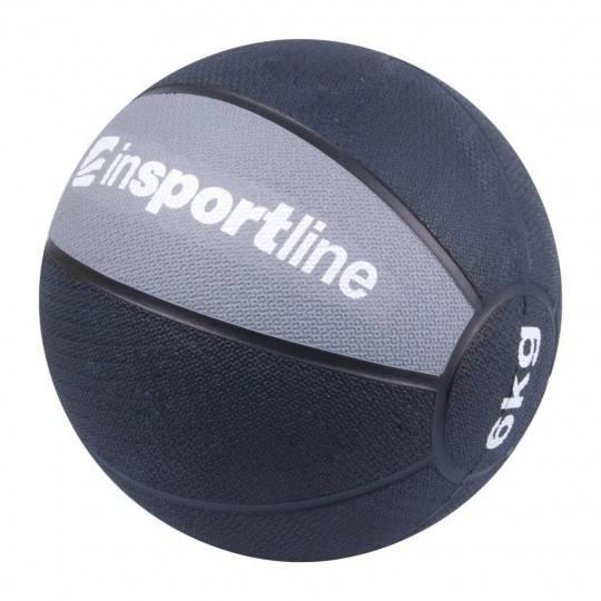 Piłka lekarska gumowa INSPORTLINE wagi od 2 do 6 kg,producent: INSPORTLINE, photo: 5