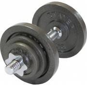 Hantla gwintowana STAYER SPORT 10kg Stayer Sport - 1 | klubfitness.pl