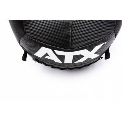 Piłka wall ball ATX® PVC-WB Carbon-Look ATX - 11 | klubfitness.pl | sprzęt sportowy sport equipment