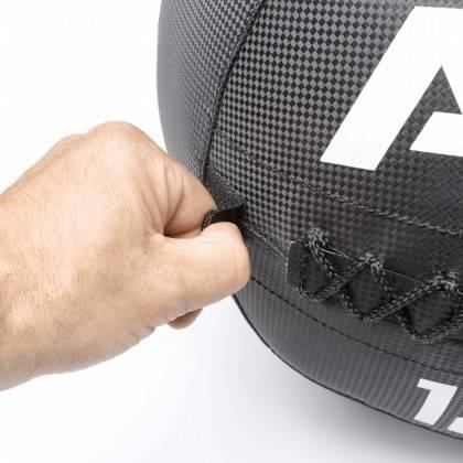 Piłka wall ball ATX® PVC-WB Carbon-Look ATX - 12 | klubfitness.pl | sprzęt sportowy sport equipment