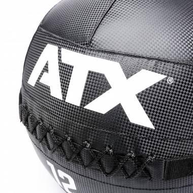 Piłka wall ball ATX® PVC-WB Carbon-Look ATX - 13 | klubfitness.pl | sprzęt sportowy sport equipment