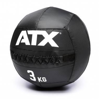 Piłka wall ball ATX® PVC-WB Carbon-Look ATX - 2 | klubfitness.pl | sprzęt sportowy sport equipment