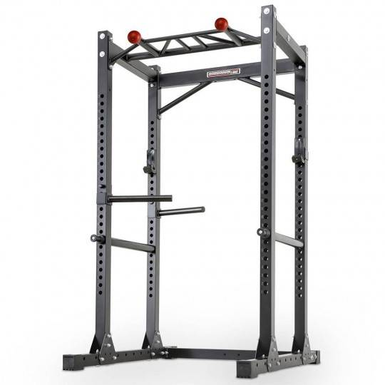 Klatka treningowa Barbarian Line BB-9030 Power Rack z podporami i uchwytami,producent: Barbarian-Line, zdjecie photo: 1 | online