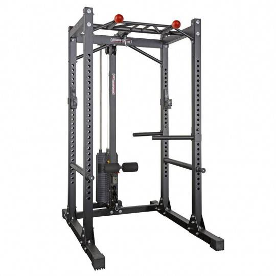 Klatka treningowa z wyciągiem Barbarian Line BB-VP-31500 Power Cage stos 125kg,producent: Barbarian-Line, zdjecie photo: 1 | onl