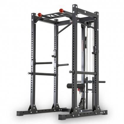 Klatka treningowa full rack Barbarian-Line BB-VP-31000 z wyciągiem,producent: Barbarian-Line, zdjecie photo: 2 | online shop klu