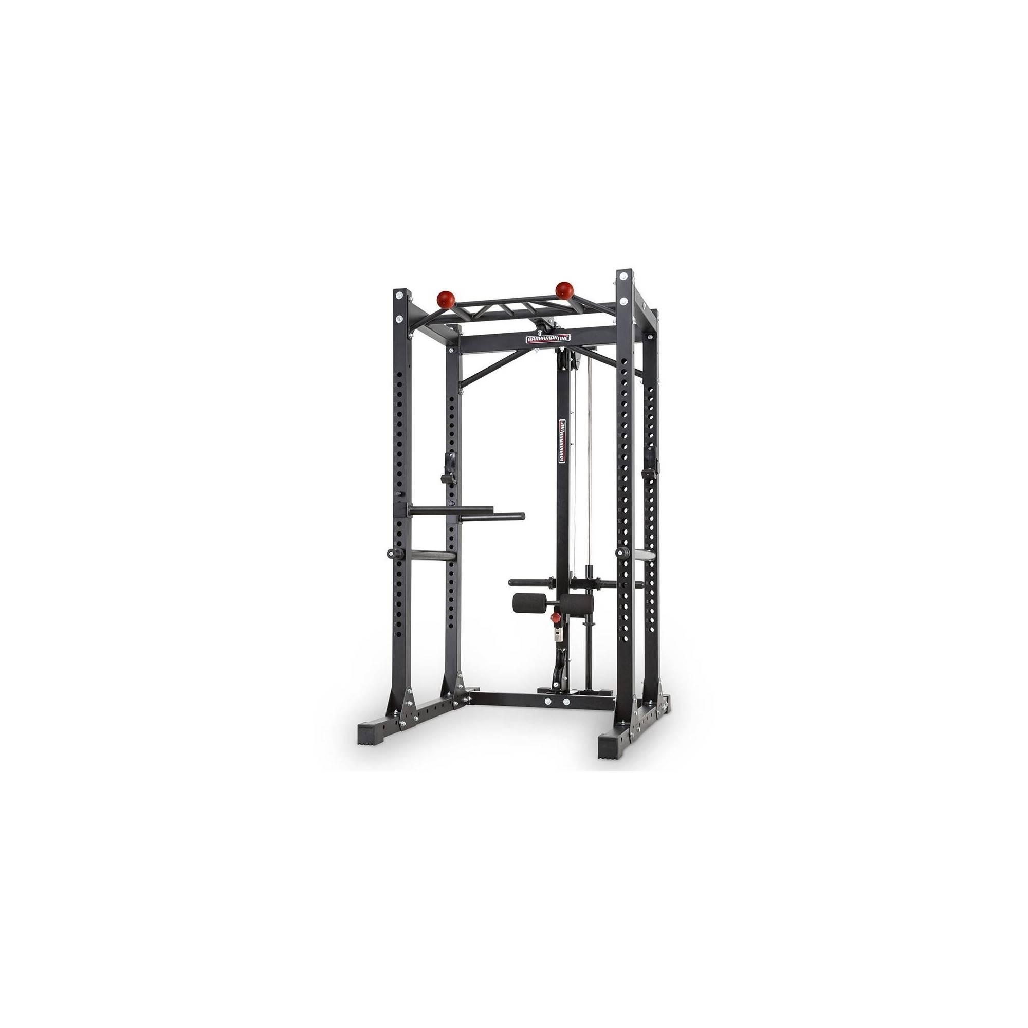 Klatka treningowa full rack Barbarian-Line BB-VP-31000 z wyciągiem,producent: Barbarian-Line, zdjecie photo: 1 | online shop klu