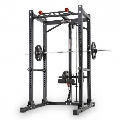 Klatka treningowa full rack Barbarian-Line BB-VP-31000 z wyciągiem,producent: Barbarian-Line, zdjecie photo: 4 | online shop klu