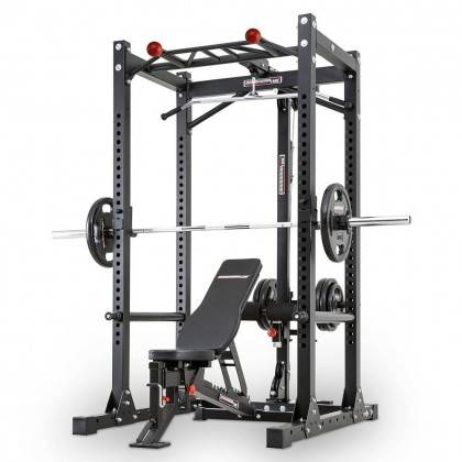 Klatka treningowa full rack Barbarian-Line BB-VP-31000 z wyciągiem,producent: Barbarian-Line, zdjecie photo: 6 | online shop klu