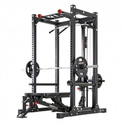 Klatka treningowa full rack Barbarian-Line BB-VP-31000 z wyciągiem,producent: Barbarian-Line, zdjecie photo: 7 | online shop klu