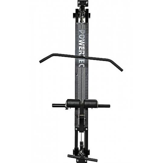 Wyciąg górny i dolny Powertec WB-LTO14 | wolne obciążenia Powertec - 1 | klubfitness.pl | sprzęt sportowy sport equipment