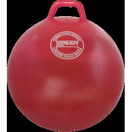 Piłka gimnastyczna skacząca Stayer Sport 56cm,producent: Stayer Sport, zdjecie photo: 1   online shop klubfitness.pl   sprzęt sp