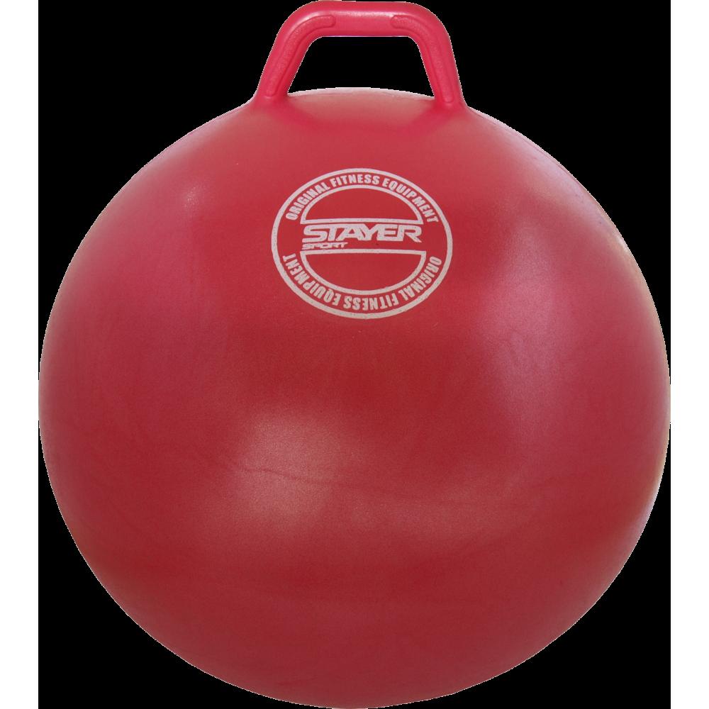 Piłka gimnastyczna skacząca Stayer Sport 56cm Stayer Sport - 1