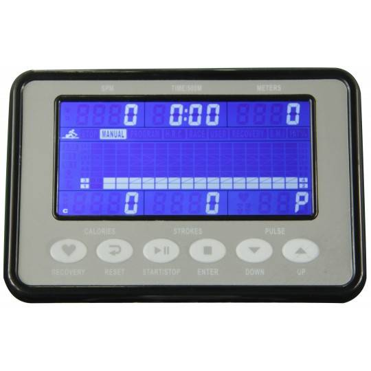 Konsola sterująca wioślarza Mag-Flyer Care komputer 50847 Care Fitness - 1
