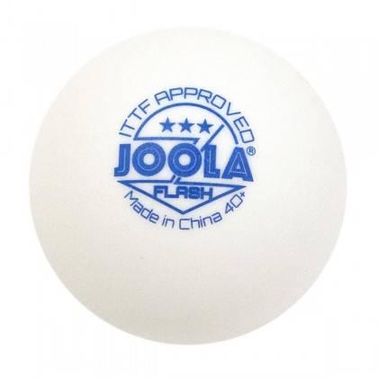 Piłeczki do tenisa stołowego Joola Flash *** białe | 3szt ITTF APPROVED JOOLA - 2