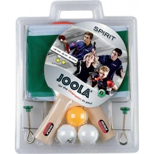 Zestaw do gry w tenisa stołowego JOOLA ROYAL SPIRIT,producent: Joola, zdjecie photo: 1 | online shop klubfitness.pl | sprzęt spo