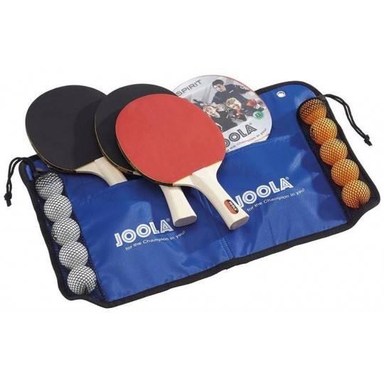 Zestaw do tenisa stołowego JOOLA FAMILY w pokrowcu JOOLA - 1