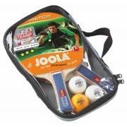 Zestaw do gry w tenisa stołowego JOOLA DUO 2 rakietki, 3 piłeczki i pokrowiec,producent: Joola, zdjecie photo: 1   online shop k