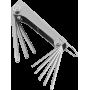 Klucze imbusowe torx Kinzo CR-V T10-T45 8el. Kinzo - 1 | klubfitness.pl