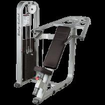 Maszyna na mięśnie klatki piersiowej i barków BODY-SOLID SIP-1400G/2 wypychanie siedząc Body-Solid - 1