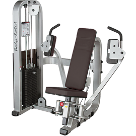 Maszyna na mięśnie klatki piersiowej BODY-SOLID SPD-700G/2 butterfly siedząc,producent: Body-Solid, zdjecie photo: 1 | online sh