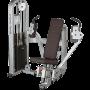 Maszyna na mięśnie klatki piersiowej BODY-SOLID SPD-700G/2 butterfly siedząc Body-Solid - 1 | klubfitness.pl | sprzęt sportowy s