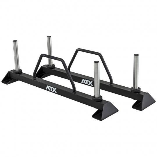 Gryfy olimpijskie spacer farmera ATX® ATX-FWH-1100 2x156cm ATX - 1 | klubfitness.pl | sprzęt sportowy sport equipment